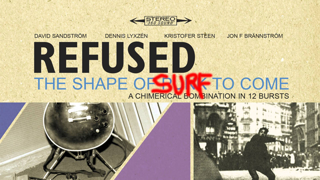 THE SHAPE OF SURFING TOCOME