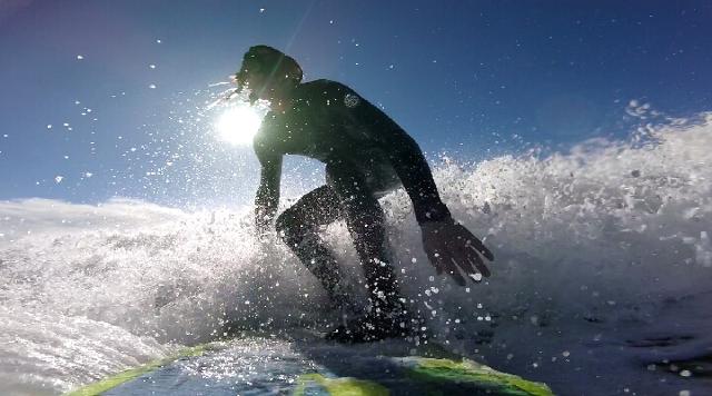 Surf y mitos: el ñordoperpetuo