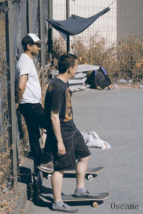 fran & I