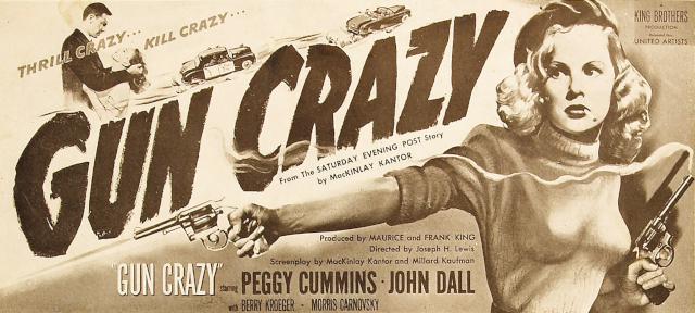Gun Crazy: tienes que mirar estapelícula